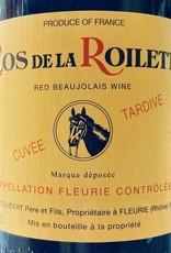 """France 2019 Domaine Coudert Fleurie """"Clos de la Roilette - Cuvee Tardive"""" Magnum"""