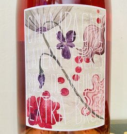France Laherte Champagne Rose de Meunier Extra Brut