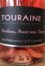 France 2020 Francois Chidaine Touraine Rose ☾
