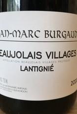 France 2020 Jean-Marc Burgaud Beaujolais Villages Les Vignes de Lantignie