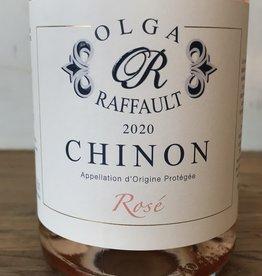France 2020 Olga Raffault Chinon Rose