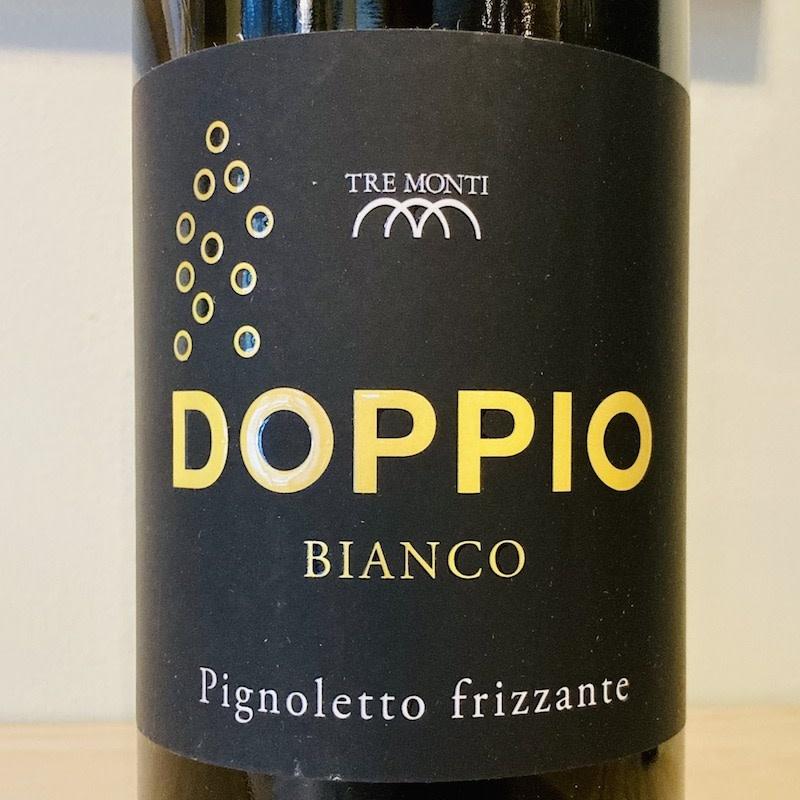 """Italy 2018 Tre Monti """"Doppio"""" Pignoletto Frizzante"""