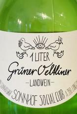 Austria 2019 Sonnhof Social Club Gruner Veltliner Landwein Liter