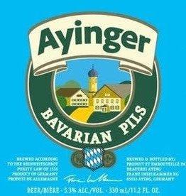 Germany Ayinger Bavarian PIlsner 4pk