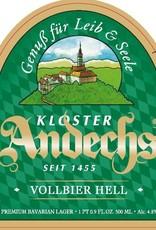 Germany Andechs Vollbier Hell