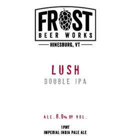USA Frost Lush DIPA 4pk