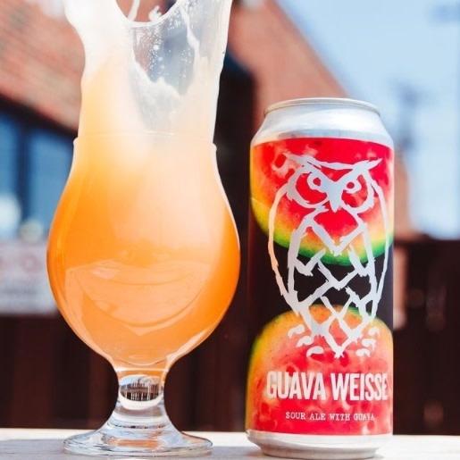 USA Night Shift Guava Weisse 4pk