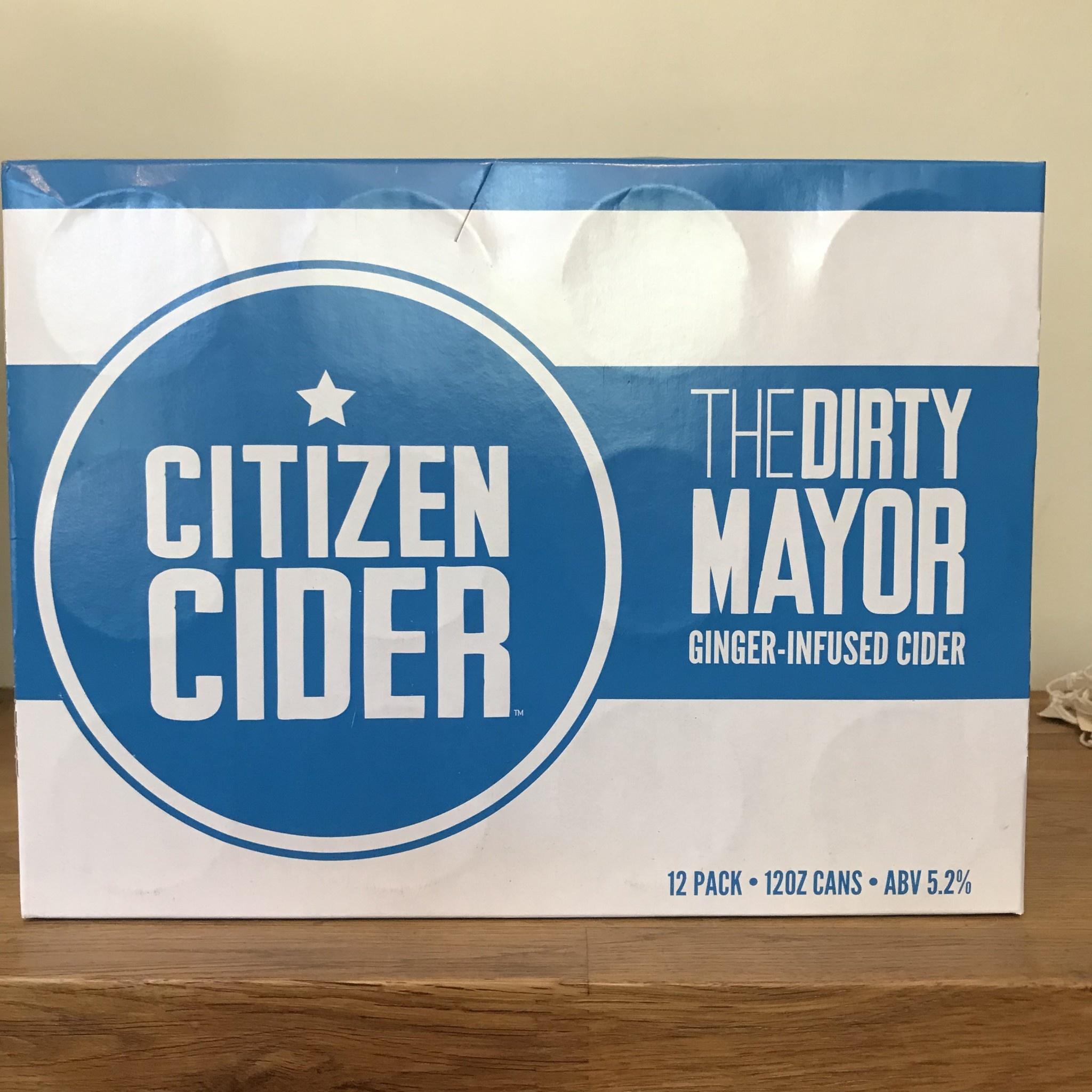 USA Citizen Dirty Mayor 12pk