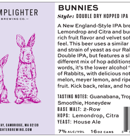 USA Lamplighter Bunnies 4pk