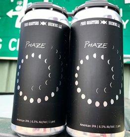 USA Four Quarters Phaze IPA 4pk