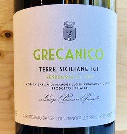 Italy 2019 Pianogrillo Grecanico