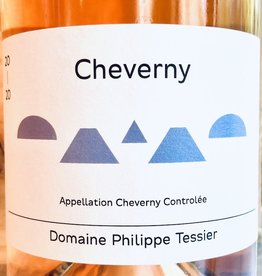 France 2020 Philippe Tessier Cheverny Rose