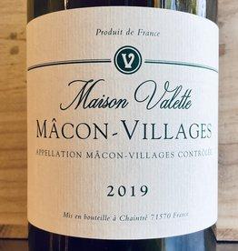 France 2019 Domaine Valette Macon Villages