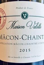France 2015 Domaine Valette Macon Chaintre