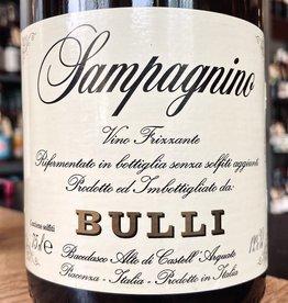 "Italy Bulli ""Sampagnino"" Frizzante"