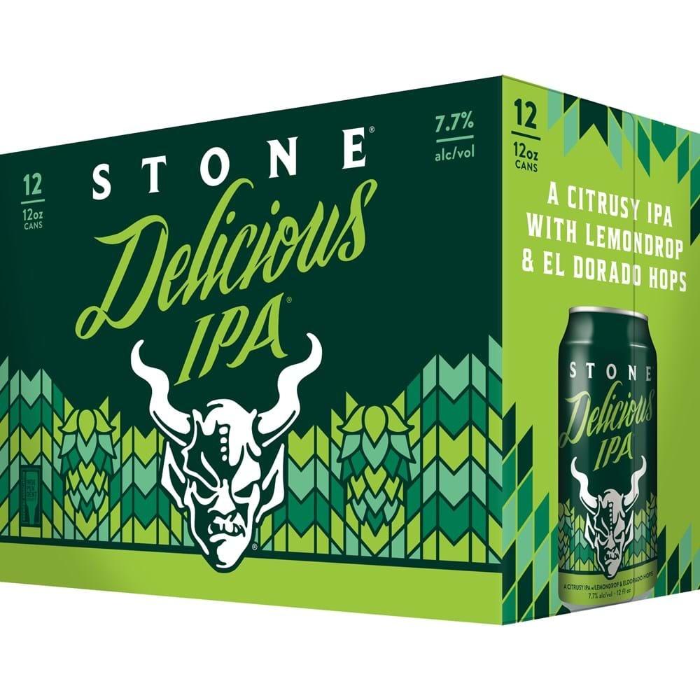 USA Stone Delicious IPA 12pk