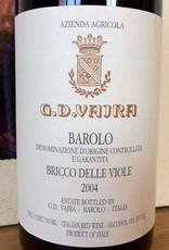 Italy 2017 G.D. Vajra Barolo Bricco delle Viole