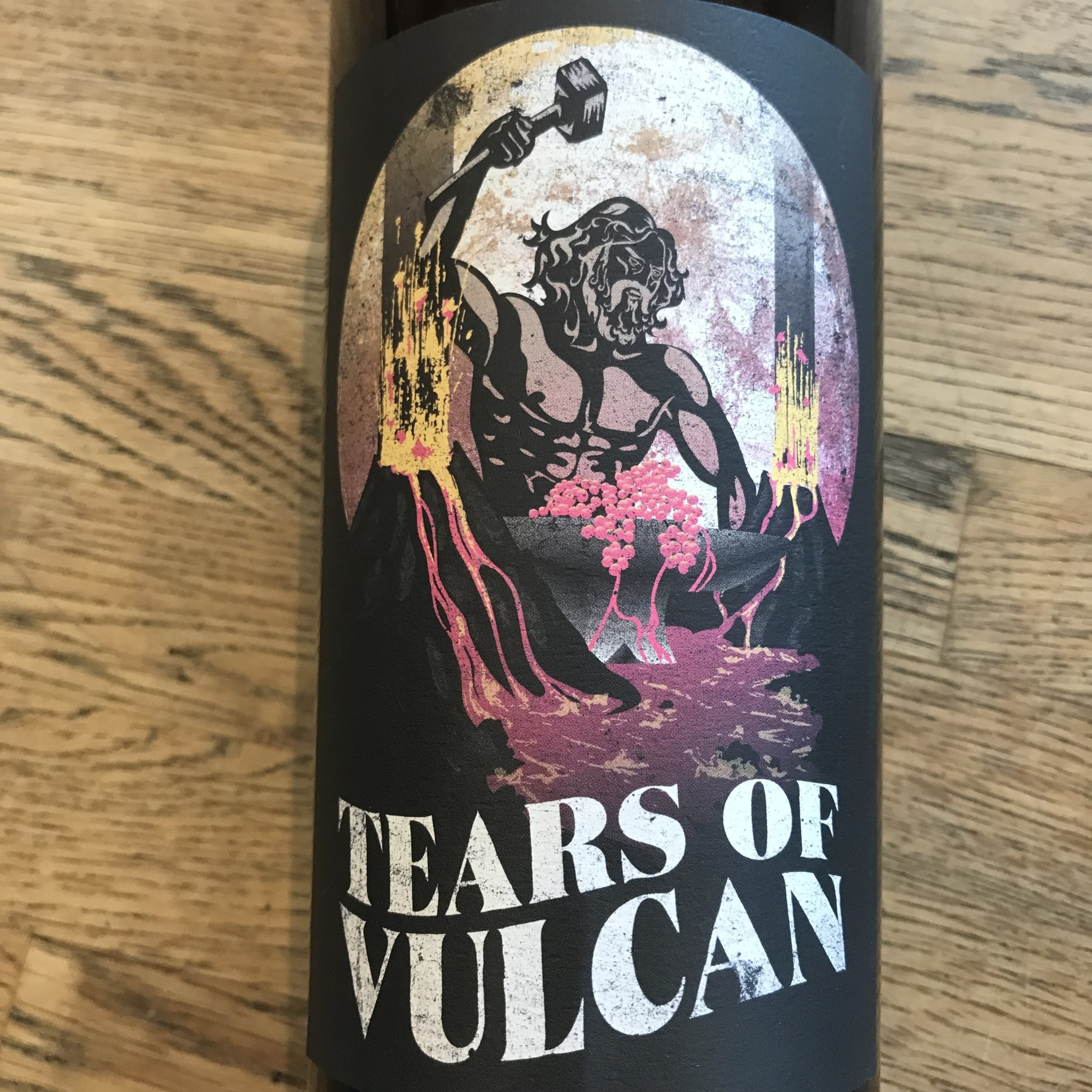 USA 2020 Brianne Day Tears of Vulcan Viogner Pinot Gris Muscat Chehalem Mountains AVA