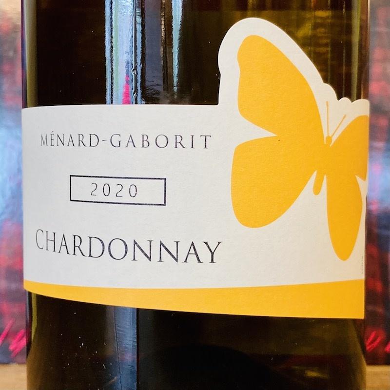 France 2020 Menard-Gaborit Chardonnay