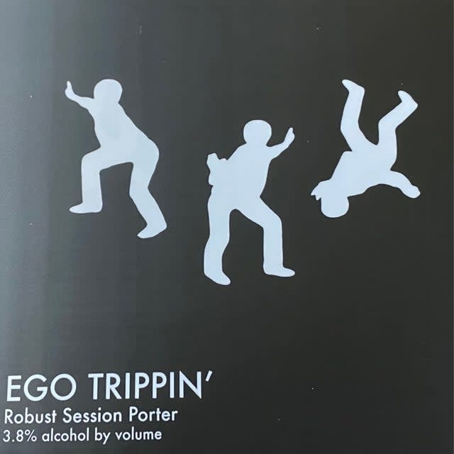 USA Honest Weight Ego Trippin' Session Porter 4pk
