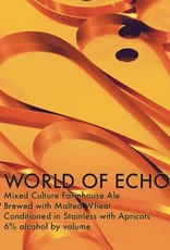 USA Honest Weight World Of Echo Apricot Farmhouse Ale