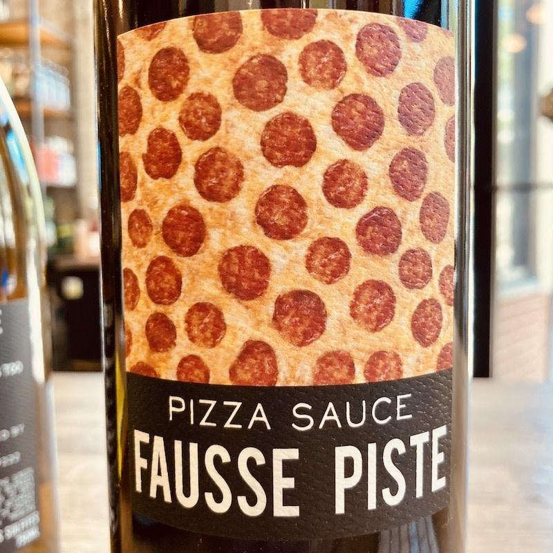 "USA Fausse Piste ""Pizza Sauce"""