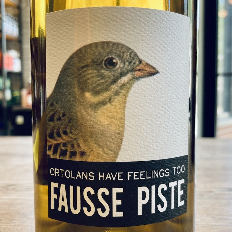 """USA 2014 Fausse Piste """"Ortolans Have Feelings Too"""" Roussane"""