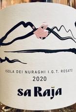 Italy 2020 sa Raja Isola dei Nuraghi Rosato