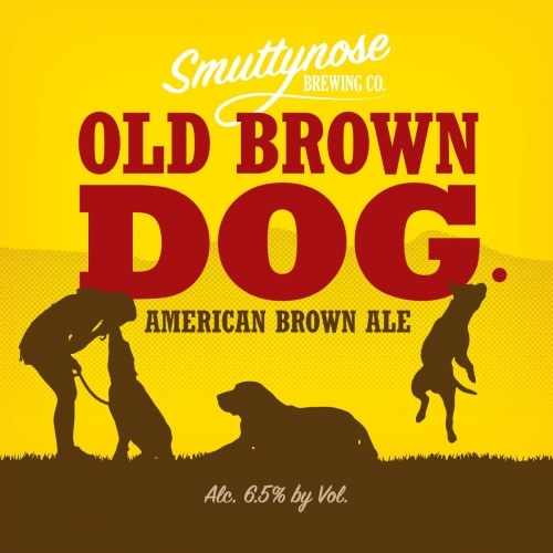 USA Smuttynose Old Brown Dog 6pk