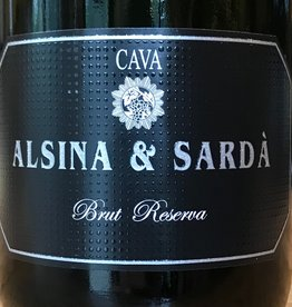 Spain Alsina & Sarda Cava Brut Reserve