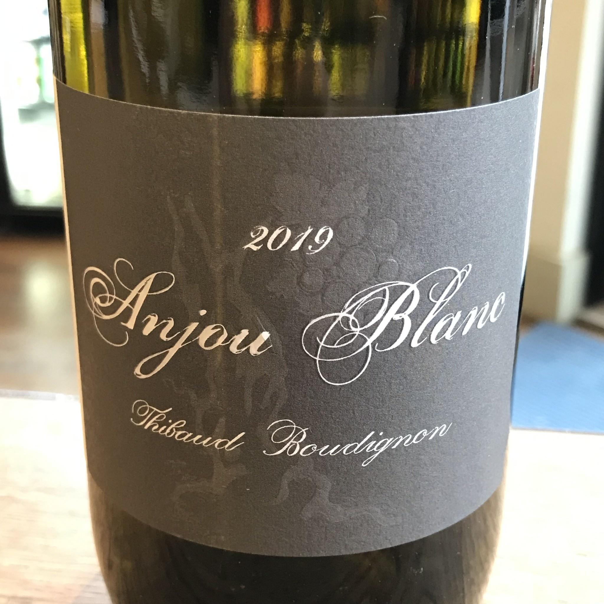 France 2019 Thibaud Boudignon Anjou Blanc