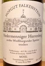 Germany 2020 Falkenstein Niedermenniger Herrenberg Weissburgunder Spatlese Trocken AP2