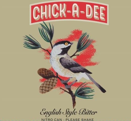 USA Bunker Chick-A-Dee Nitro Bitter 4pk