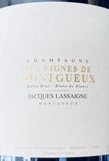 """France Jacques Lassaigne """"Les Vignes de Montgueux"""" Champagne Extra Brut Blanc de Blancs"""