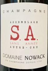 "France Nowack Champagne Extra Brut ""Assemblage - Sans Année"""