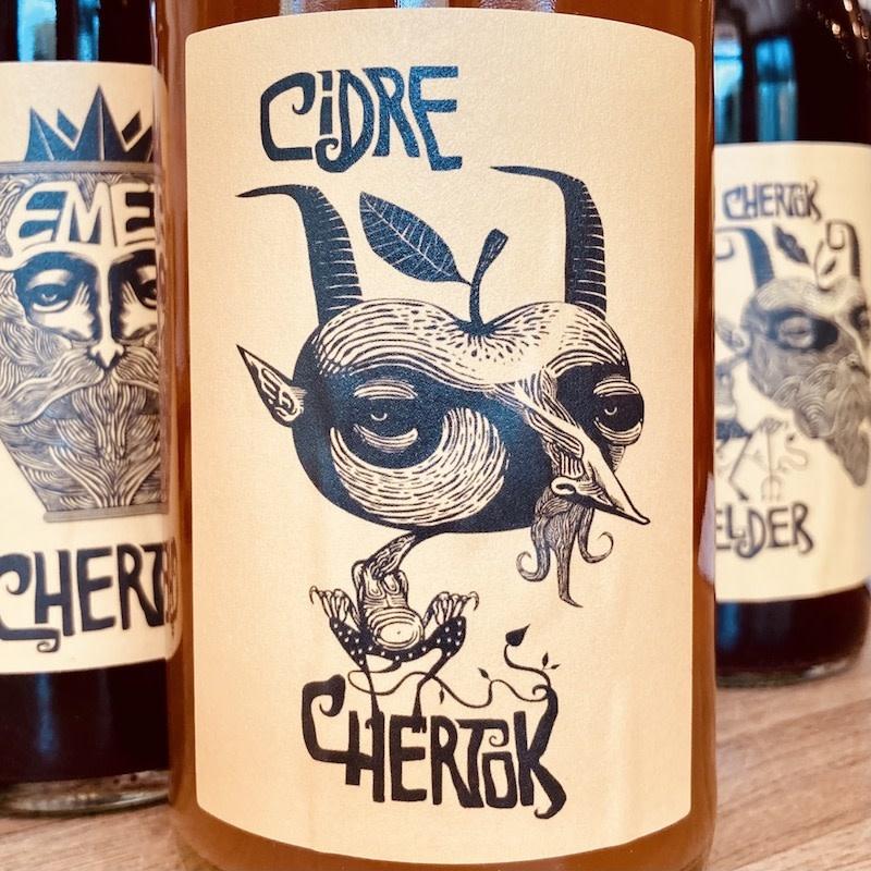 USA Chertok Cidre