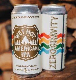 USA Zero Gravity Wet Hot American IPA 4pk