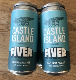 USA Castle Island Fiver IPA 4pk