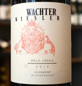 """Austria 2015 Wachter Wiesler """"Bela Joska Eisenberg Blaufrankisch"""