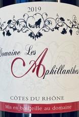 France 2017 Domaine les Aphillanthes Cotes du Rhone