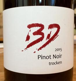 Germany 2016 Borell Diehl Pinot Noir Trocken