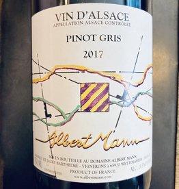 France 2017 Albert Mann Alsace Pinot Gris