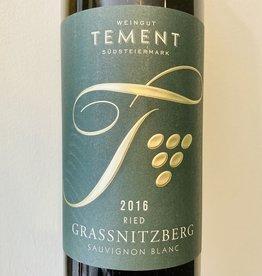 """Austria 2016 Tement """"Grassnitzberg"""" Steiermark Sauvignon Blanc"""
