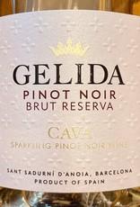 Spain 2015 Gelida Cava Brut Reserva Pinot Noir