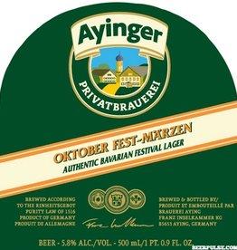 Germany Ayinger Oktober Fest-Marzen