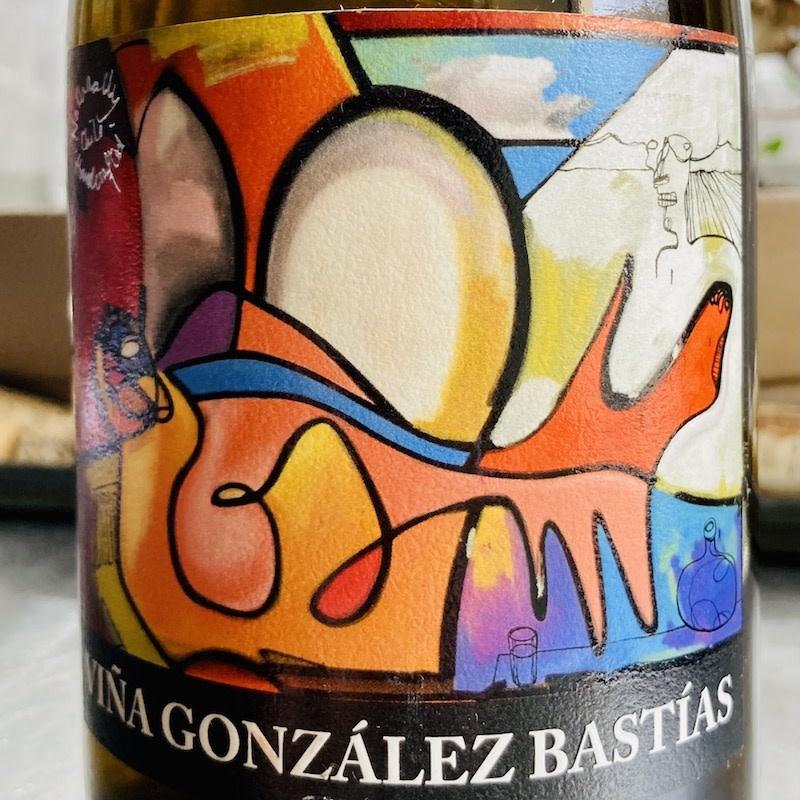 Chile 2019 Vina Gonzalez Bastias Naranjo Valle del Maule