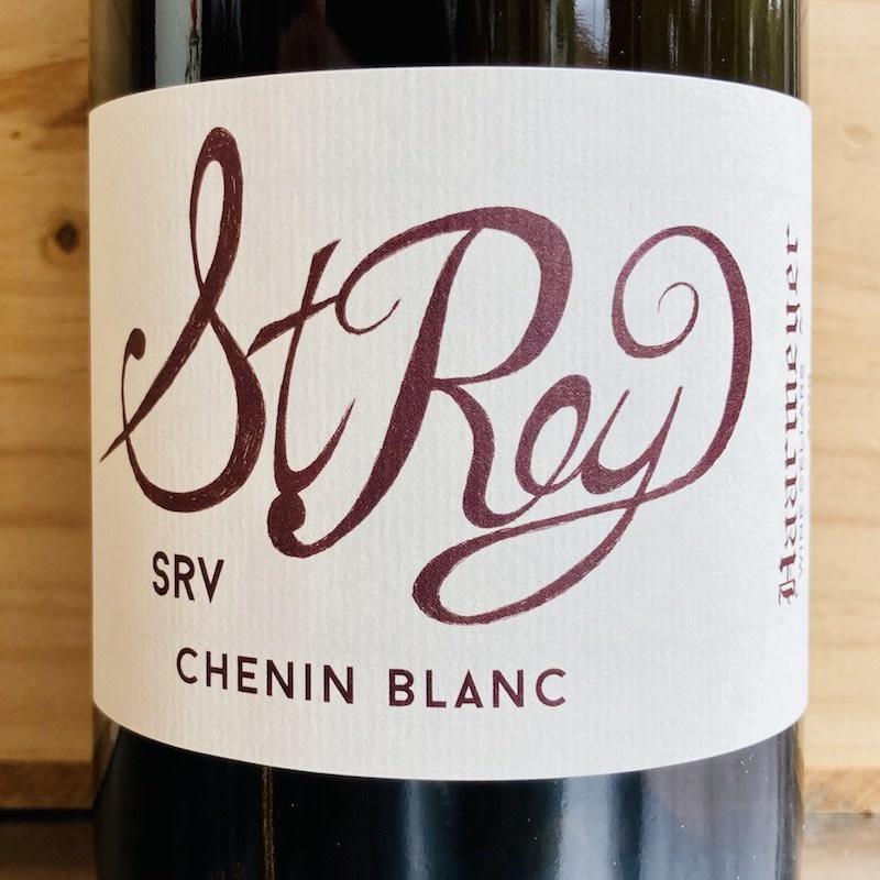 """USA 2020 Haarmeyer """"St Rey"""" Chenin Blanc Sutter Ranch Vineyard Clarksburg"""