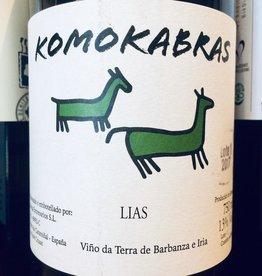 """Spain 2019 Adega Entre Os Rios """"Komokabras"""" Vino de la Tierra del Barbanza e Iria"""