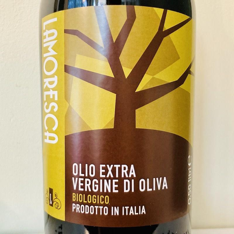 Italy Lamoresca Extra Virgin Olive Oil