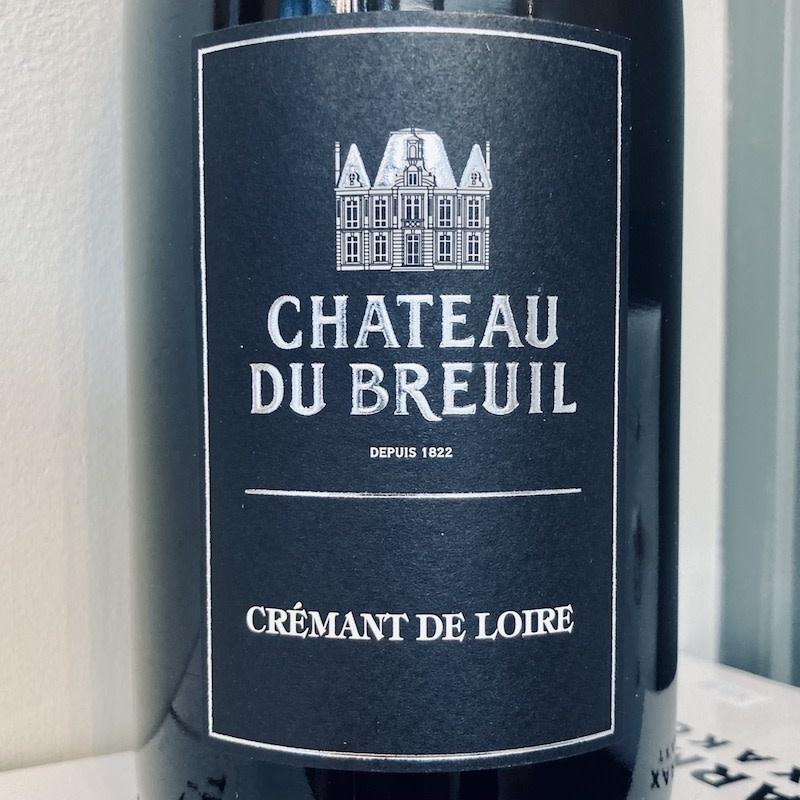 France 2017 Chateau du Breuil Cremant de Loire